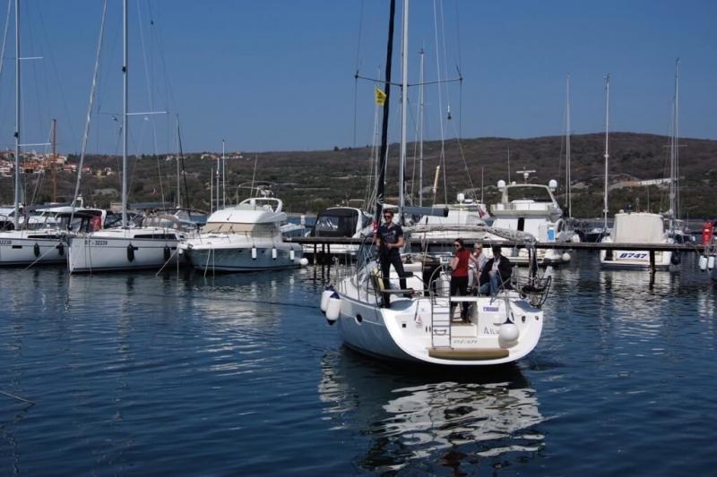 Skipper Kurs (30.03.-02.04.2017) - Garant Charter, Marina Punat, insel Krk