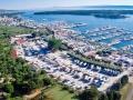 All boats at Marina Punat, Island Krk (copywright: Marina Punat