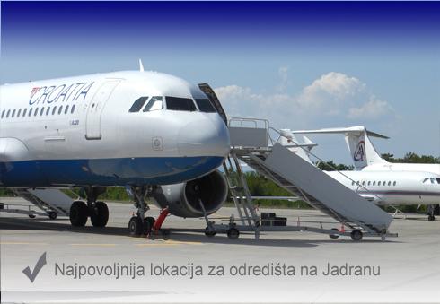 L'aeroporto Rijeka